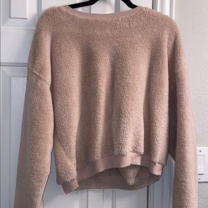 Urban outfitters fuzzy sweater